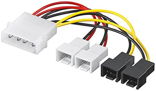 NorthPada Raspberry Pi 3 Model B B 2 x Aluminium K/ühlk/örper Mit Micro USB 120CM ON Geh/äuse Case OFF Schalter Kabel 5V 3A Netzteil Adapter